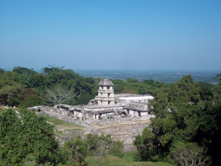 Overview of Palenque