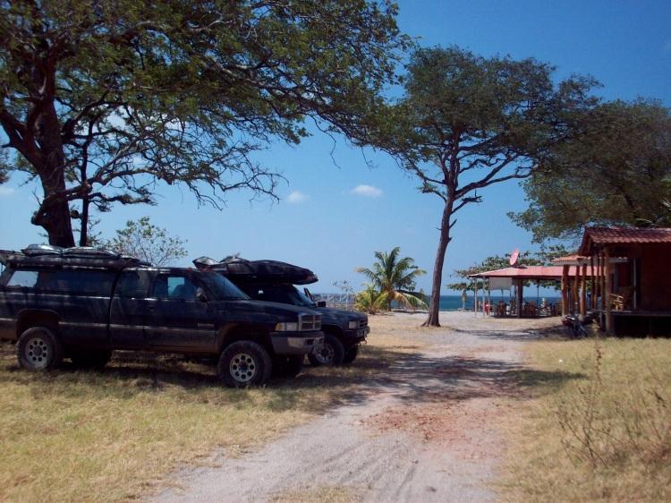 Camp at Da Surf Spot