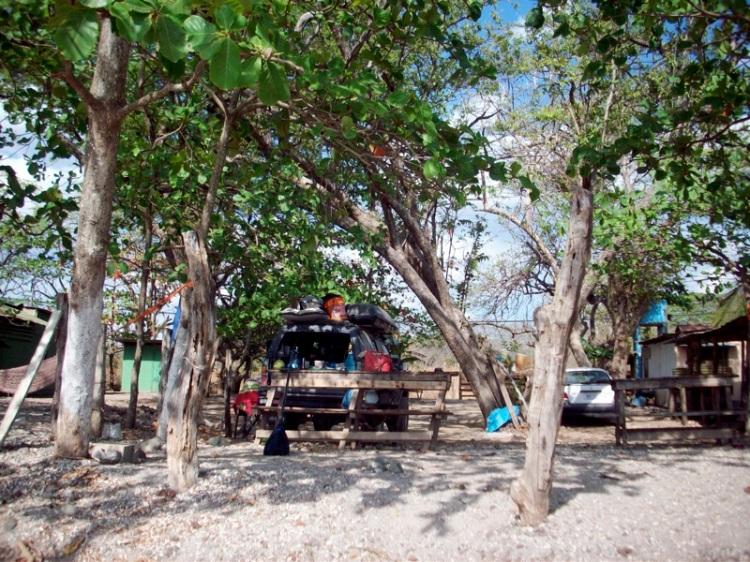 Camp Avellanas