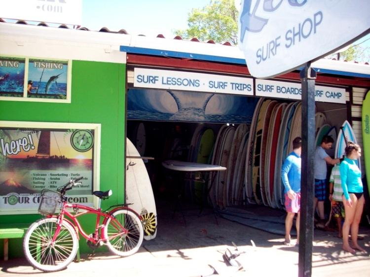 Kellys Surf Shop