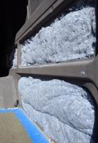 Denim insulation